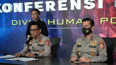 Penyidikan Kasus 6 Laskar FPI Dihentikan Polri