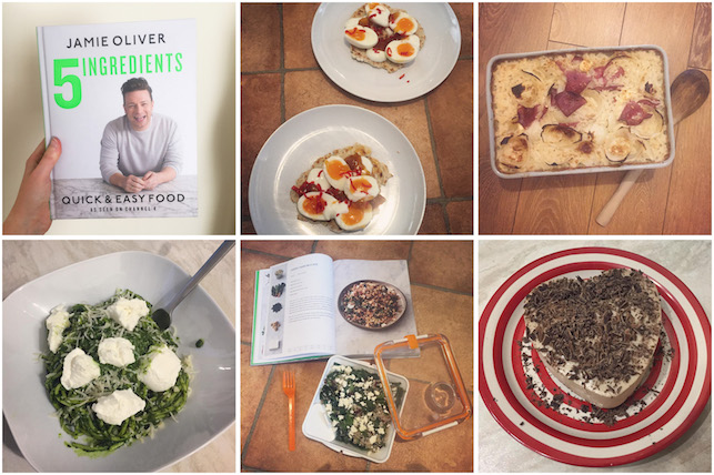 Jamie Oliver's 5 Ingredients | G is for Gingers
