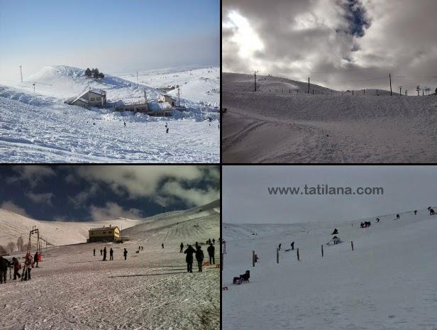 Ankara Elmadağ Kayak Merkezi