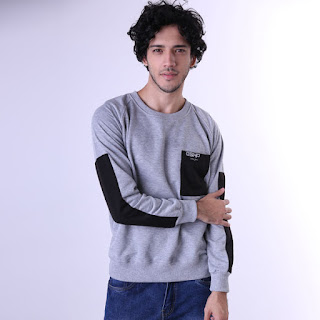 Sweater Cowok Original GSHP 1277