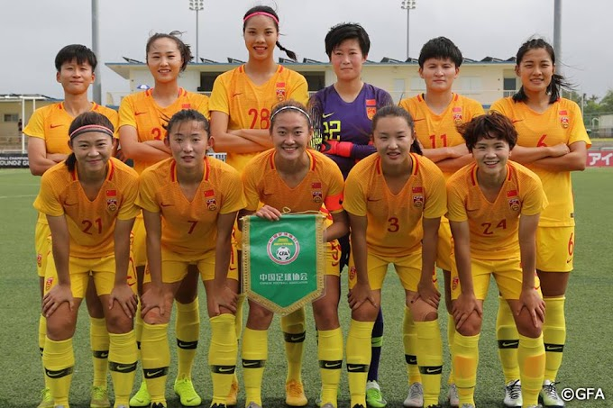 China and Taiwan win on second day of Women's East Asian Championships