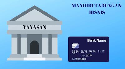 Rekening Yayasan di Bank Mandiri