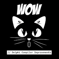 WOW effect from Delphi 10.4.2 Compiler Improvements