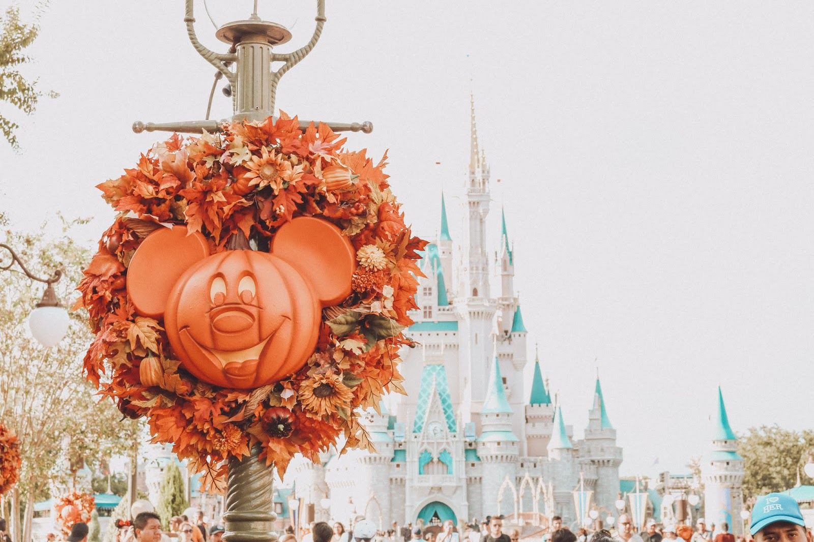 mickey's not-so-scary halloween party | lucky day
