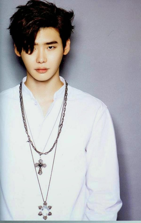 Guy Crush: Lee Jong Suk - Oh My Feels!