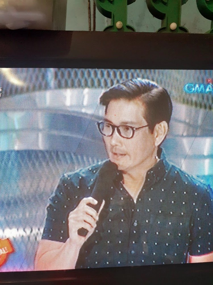"Richard Yap Goes Viral As He Appears on ""Eat Bulaga"""