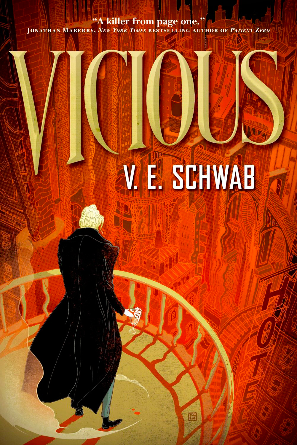 Vicious by V.E. Schwab