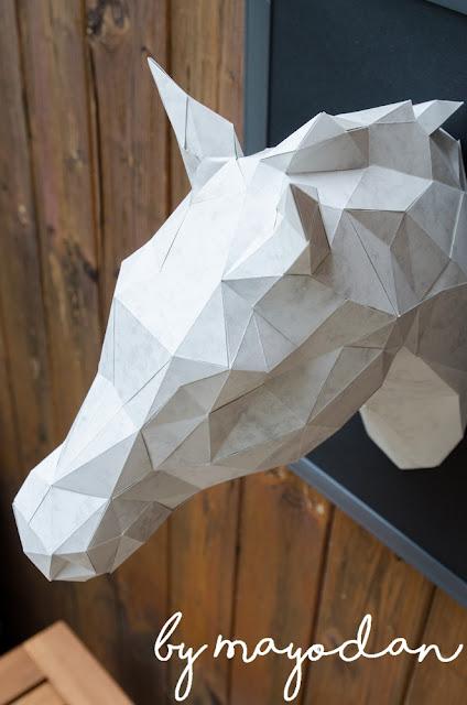 Papierpferd