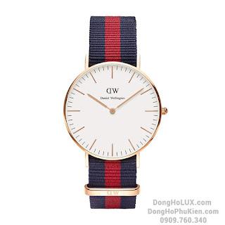 Đồng hồ Daniel Wellington Classic Oxford 36mm 0501DW chính hãng