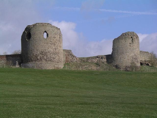 قلعة تشارتلي