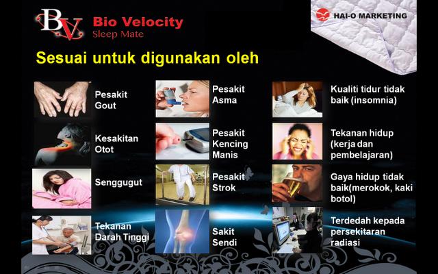 Bio Velocity Sleep Mate_selangor