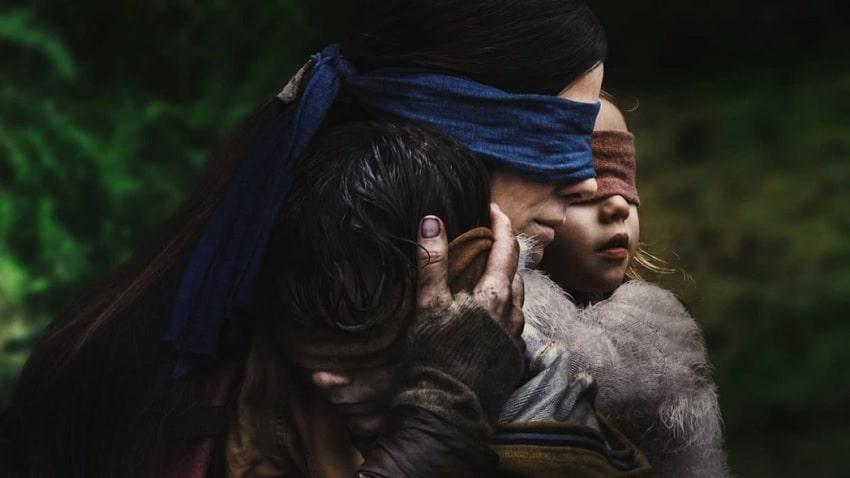 Netflix разрабатывает фильм ужасов «Птичий короб 2» по роману Джоша Малермана «Мэлори»