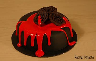 gâteau halloween, halloween cake