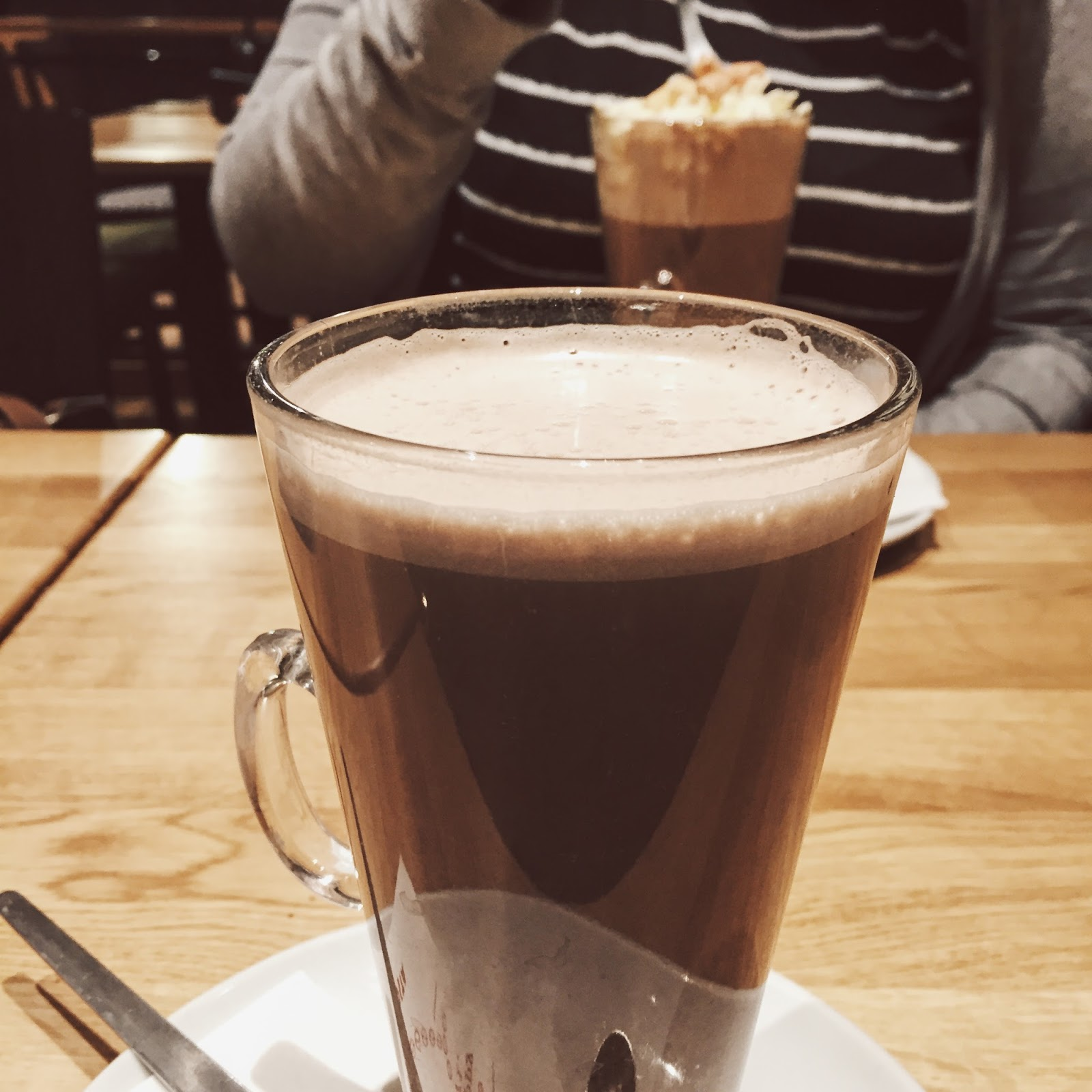 Costa Coffee, Costa Coffee Christmas Menu, Costa Hot Chocolate, Katie Writes,