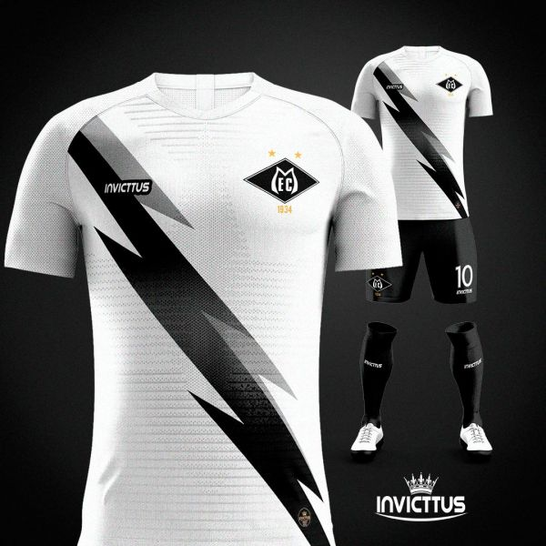 Camisa do Mixto Invictus