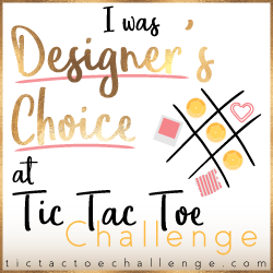 Designers Choice TicTacToe
