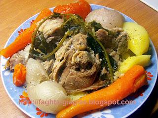 Βεργάδι με χυλοπίτες (τουτουμάκια) - από «Τα φαγητά της γιαγιάς»