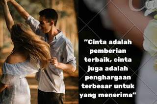 Kumpulan Kata Kata Tentang Cinta Paling Romantis Terbaru