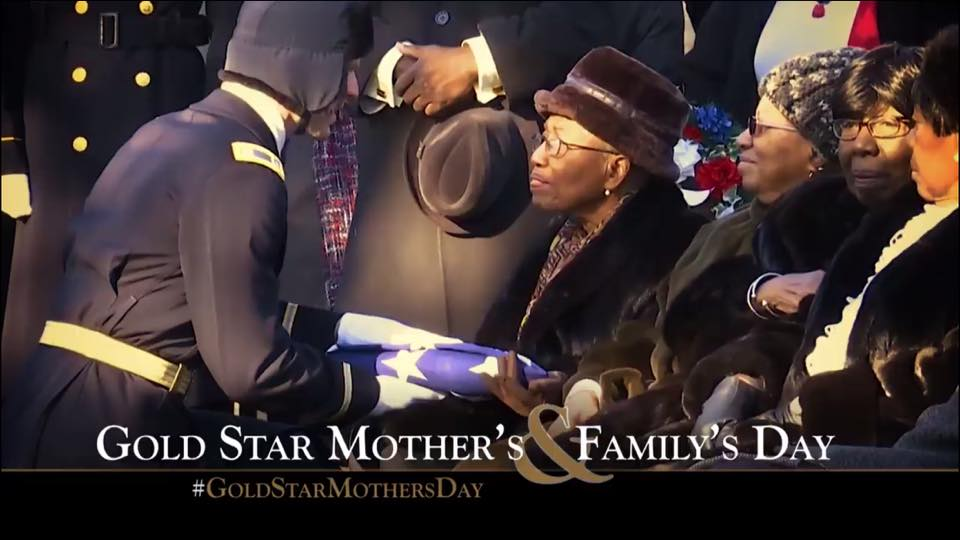 Gold Star Mother's and Family Day Wishes Images download