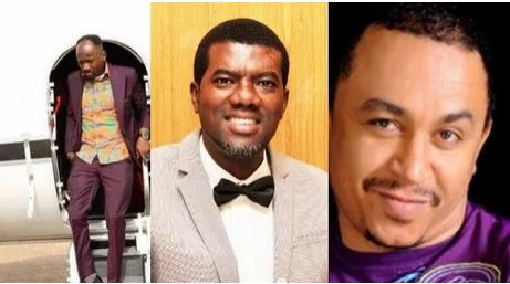 How I And Apostle Suleman Influenced Daddy Freeze To Stop Attacking Pastors – Reno Omokri