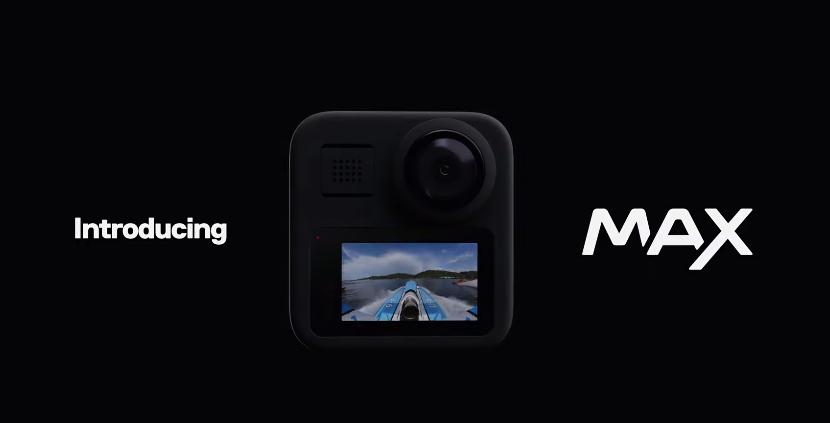 360-градусная камера GoPro Max
