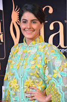 Isha Talwar in Transparent Cute Small mni dress at IIFA Utsavam Awards 2017  Day 2    HD Exclusive Pics 18.JPG