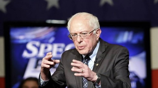 Bernie Sanders um judeu sem judeus?
