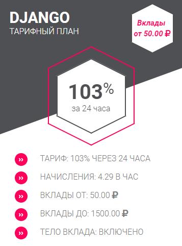 django-invest.biz отзывы