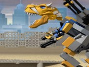 Transformers Games: Feed Grimlock