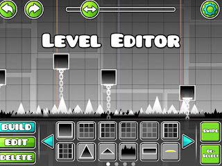 geometry dash level editor