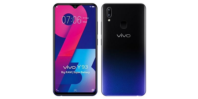 Vivo Y93 smartphone harga 2 jutaan terbaik