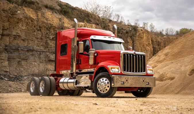 International Trucks apresenta nova geração de caminhões vocacionais HX Series