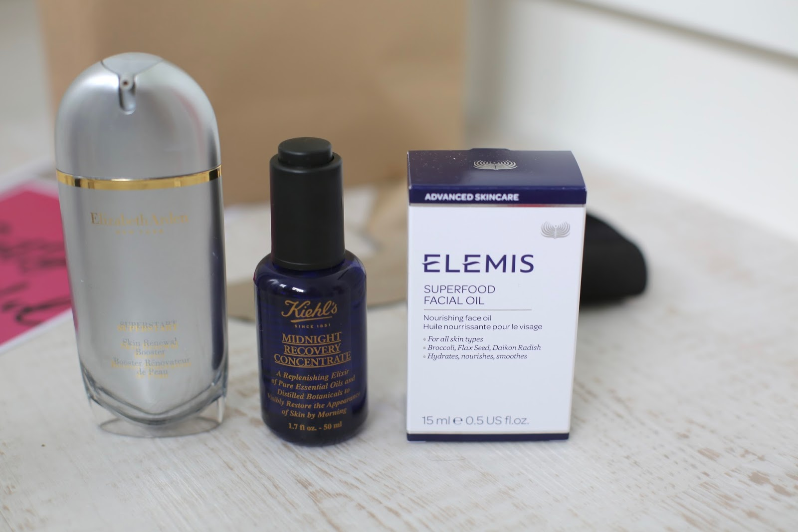 best skincare serums and oils
