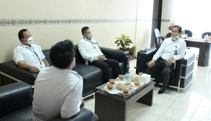 Tingkatkan Sinergitas, Ditresnarkoba Polda Banten Kunjungi Kantor BNNP Banten