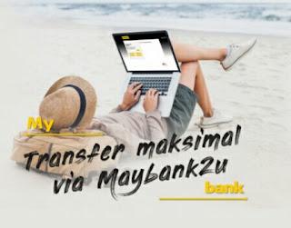 limit transaksi maybank2u