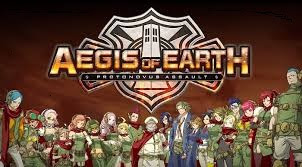 Aegis of earth PC Game download