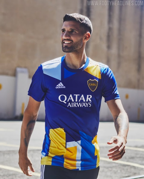 Outstanding Boca Juniors 2021 Third Kit Released - Footy Headlines