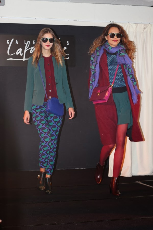 Colour Moi Beautiful : Galeries Lafayette Fashion Show