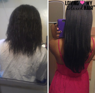 Relaxed Hair Thread Page 416 Long Hair Care Forum