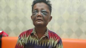 Video: Babak Belur Dipukuli, Sitinjak Lapor ke Polres Samosir