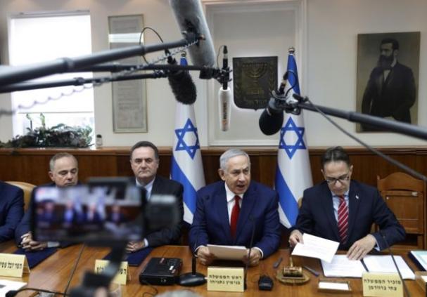 نتنياهو: يحرض المجتمع الدولي ضد إيران.