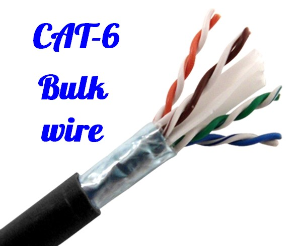 An Overview of CAT 6 Bulk Wire - Cat 5 Cat 6 Wiring Diagram - Color Code