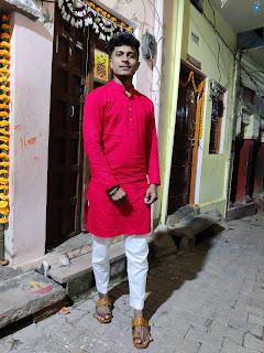 Happy Diwali with Family - Ankit Kumar Jaiswal Ankit Jaiswal Jaunpur - Mr. Journalist