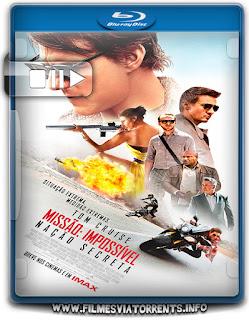 Missão: Impossível - Nação Secreta Torrent - BluRay Rip 720p e 1080p Dual Áudio