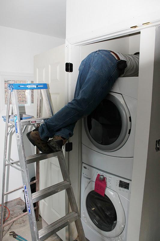 Storm Cloud Nine Laundry Check Tile Check