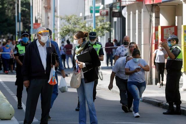 Extienden una semana las restricciones tras un aumento de casos de coronavirus en Corrientes