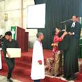 Suasana Haru Warnai Acara Pelepasan Pendeta HKBP Efrata Resort Palembang