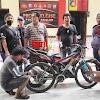 Tim Resmob Takalar, Berhasil Amankan Dua Orang Pelaku Pencuri Sepeda