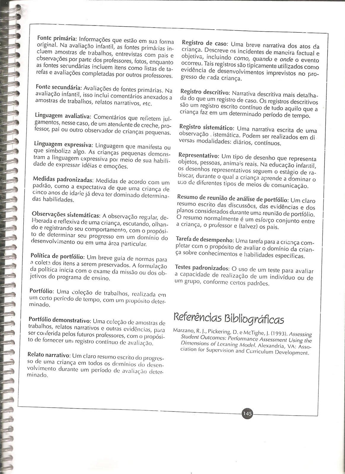 '' SÓ A EDUCAÇÃO LIBERTA''!: COMO FAZER UM PORTFÓLIO