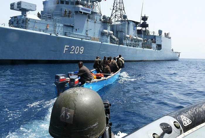 pembajak Laut Somalia